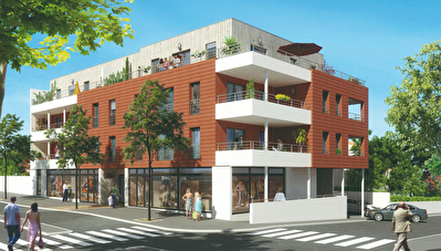 Local commercial  - La Rochelle axe passant - 79.95 m²