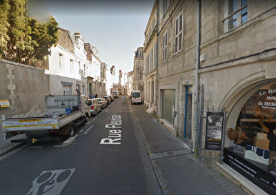 Cession Local commercial centre-ville La Rochelle 118.60 m²